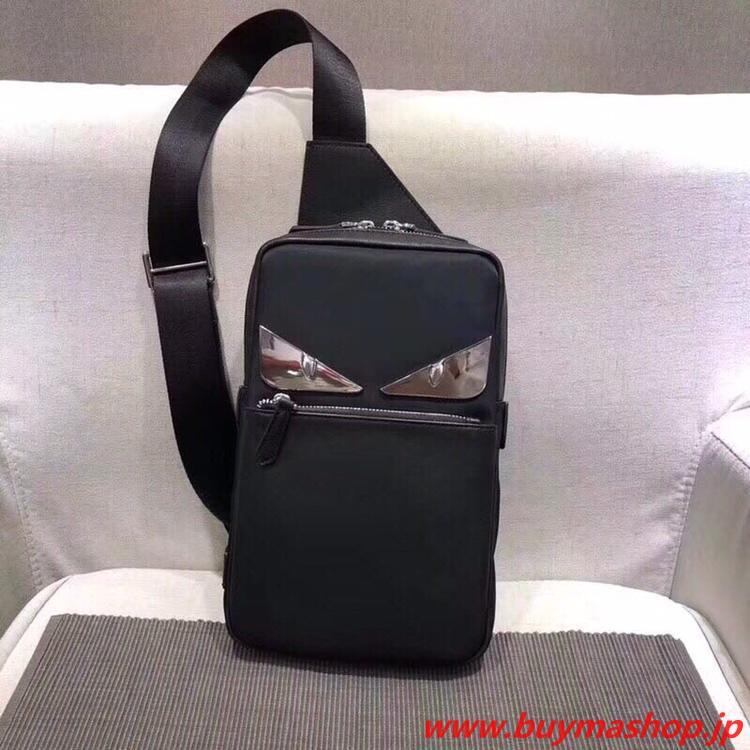 フェンディ 斜めがけバッグ メンズ-偽物 黒 新作 バッグ バグズ アイ トラベルバッグ 旅行 モンスター 流行り スーパーコピーブランド販売
