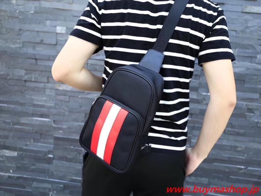 バッグ メンズ ブランド バリー-偽物 黒 新作 斜めがけバッグ N級 口コミ 高品質 おしゃれ トラベルバッグ スーパーコピーブランド販売