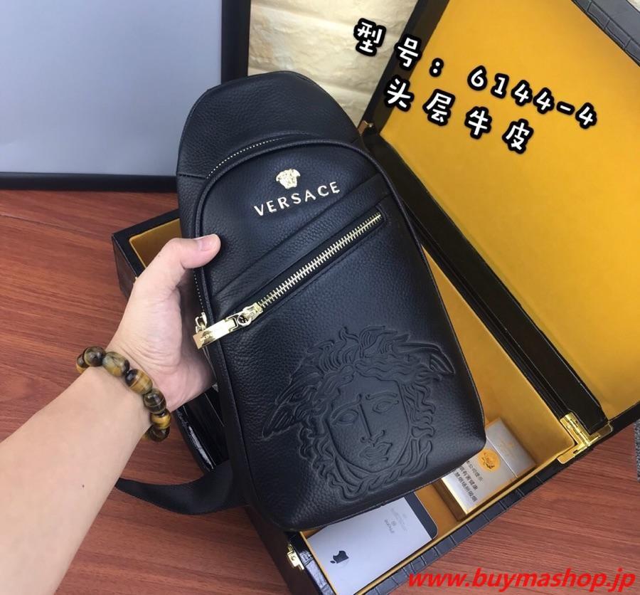 ヴェルサーチ バッグ 買取-偽物 黒 新作 メンズ 斜めがけバッグ 高い N級 口コミ 高品質 おしゃれ トラベルバッグ スーパーコピーブランド販売