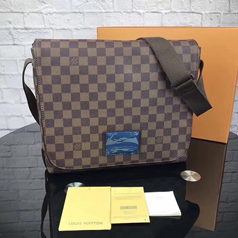 LOUIS VUITTON|ルイヴィトン スーパーコピー ビジネスバッグ ダミエ ショルダーバッグ N51211 メンズ