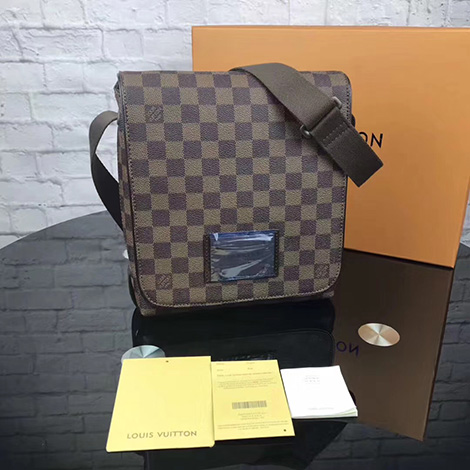 LOUIS VUITTON|ルイヴィトン スーパーコピー ビジネスバッグ ダミエ ショルダーバッグ N51210 メンズ
