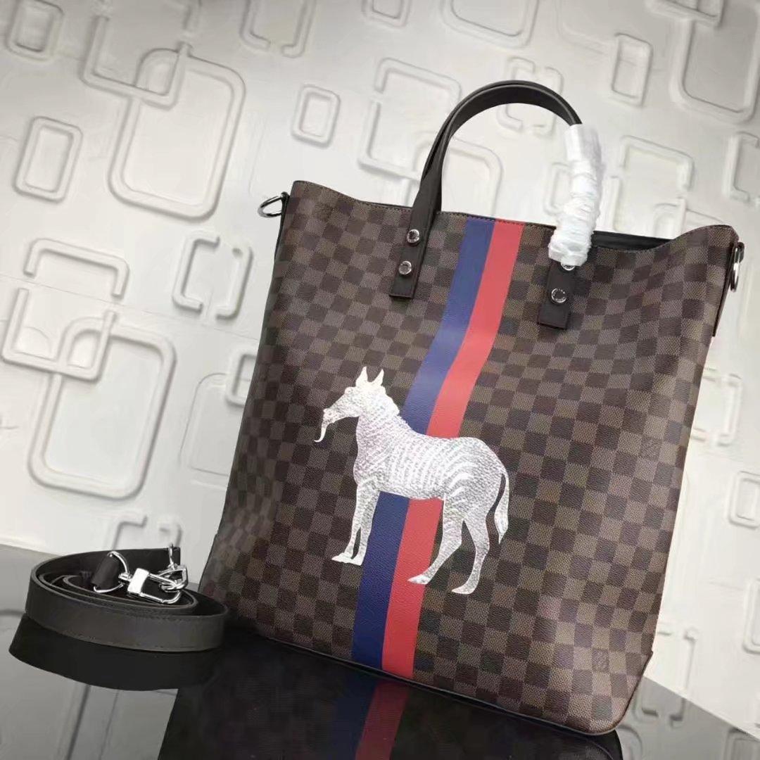 LOUIS VUITTON|ルイヴィトン スーパーコピー ビジネスバッグ ダミエ ハンドバッグ N42702 メンズバッ